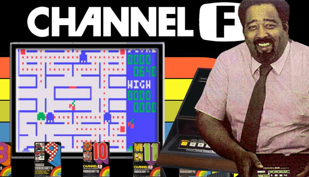 Jerry Lawson and Fairchild Channel F